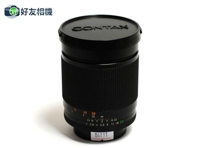 康泰时/Contax Planar 100/2 T* MMJ 镜头 CY/YC口 *98新*