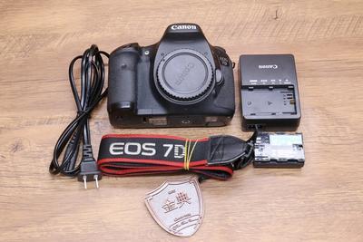 93新二手 Canon佳能 7D 单机 中端单反相机回收 102204