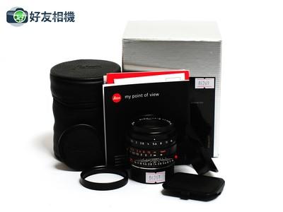 徕卡 M 35/1.4 ASPH. 第二代 FLE E46镜头 6Bit 11663 *98新连盒*