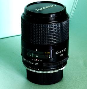 宾得卡口  腾龙(TAMRON) 90mm f2.5