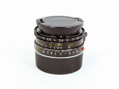 华瑞摄影器材-徕卡Leica Summicron-M 35/2 (IV) 德产七枚