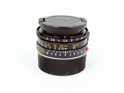 华瑞摄影器材-徕卡Leica Summicron-M 35/2 (IV)德产七枚