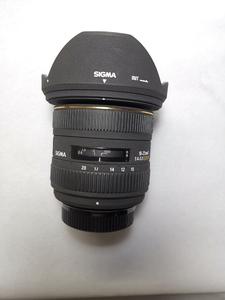 适马 10-20mm f/4.0-5.6 EX DC HSM(尼康卡口)