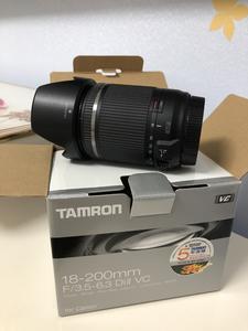 腾龙 18-200mm F/3.5-6.3 Di II VC(B018)