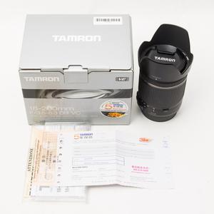 Tamron腾龙 18-200/3.5-6.3 Di II VC (B018)佳能口 95新 NO:3398