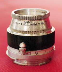 英国 库克 TAYLOR HOBSON COOKE AMOTAL ANASTIGMAT 50mm-F2