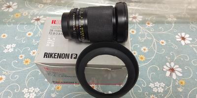 理光相机变焦头28-110mm1:2.8-3.8镜头