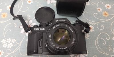 理光KR-10X相机标准镜头50mm1.17