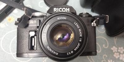 极新理光XR7经典单反相机带50mmf1.17