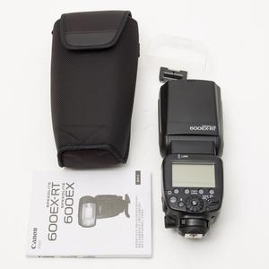 二手 Canon佳能 600EX-RT 600EXRT 机顶闪光灯 NO:0529