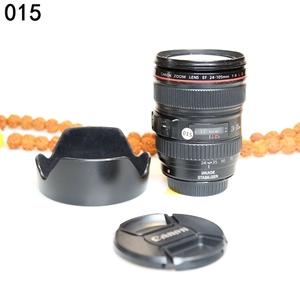 佳能 EF 24-105mm f/4L IS USM 经典红圈镜头 编码015