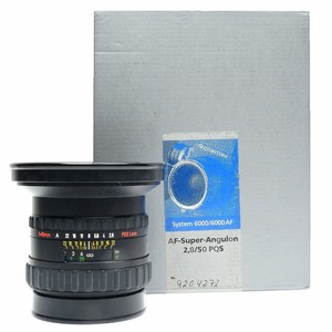 禄莱/施耐德 AF 50/2.8 Super-Angulon HFT 广角镜头
