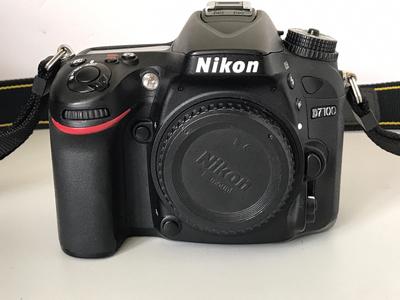 尼康 D7100 单反相机机身 底价出售 【天津福润相机器材店】