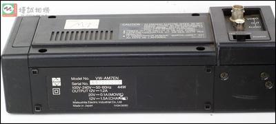 松下VW-AM7充电器/适配器 适用M3/M5/M7.等模拟摄像机
