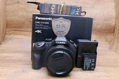 93新松下DMC-FZ10004K长焦相机徕卡镜头婚庆录像高清001174