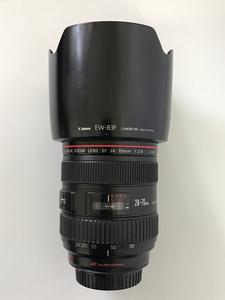 佳能 EF 24-70mm f/2.8L USM红圈镜头【天津福润相机店】