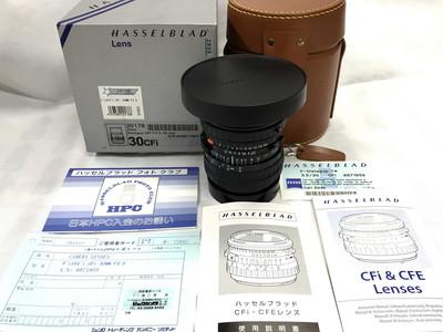 新同品 Hasselblad/哈苏 F-Distagon CFi 30mm/3.5 超广角镜头
