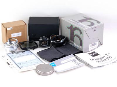Contax T* 16/8 G/ M两用卡口送接环带包装#jp22188