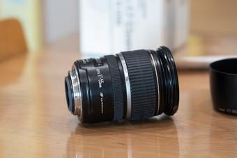 佳能 EF-S 17-55mm f/2.8 IS