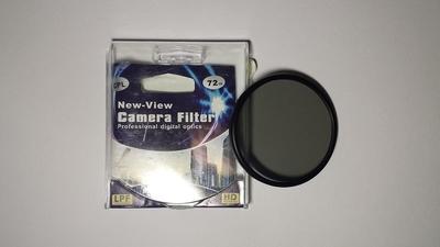 新境界72mm CPL 偏振镜