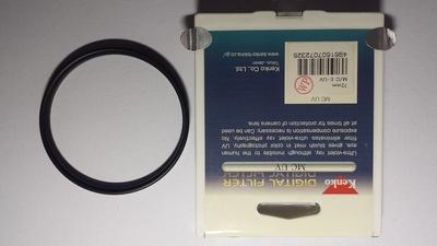 肯高 72mm MC UV镜