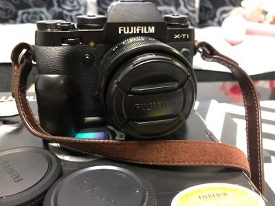 富士 X-T1+35/1.4镜头
