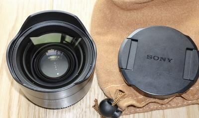 索尼 RX1R2 SONY超广角转换镜SEL075UWC