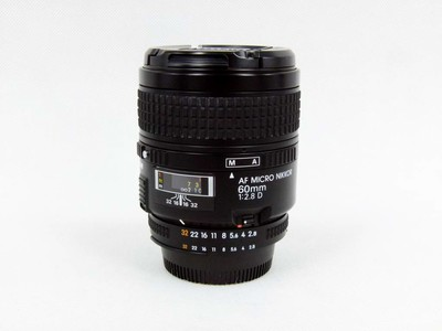 华瑞摄影器材-尼康 AF Micro 60mm f/2.8D