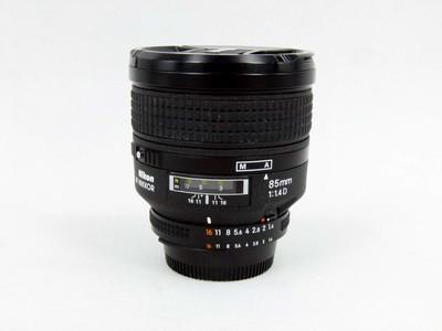 华瑞摄影器材-尼康 AF 85mm f/1.4D IF