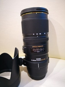 适马 APO 70-200mm F2.8 EX DG OS HSM