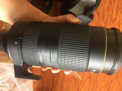 尼康 AF-S Nikkor 80-400mm f/4.5-5.6G ED VR