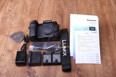 """98新松下 DC-G9 微型4K微单数码相机 送包 """"寄售""""001646"""