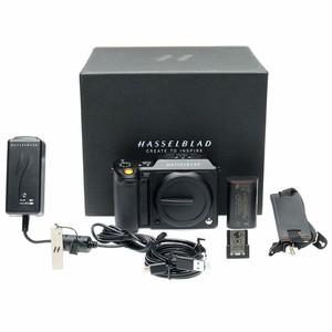 哈苏 Hasselblad X1D-50c  黑色限量版(4116) 带GPS模块