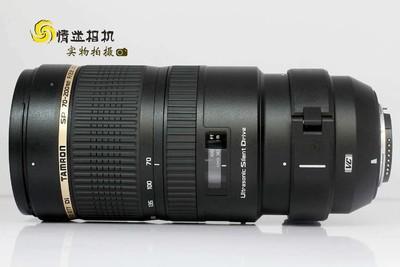 腾龙70-200/2.8 Di VC USD尼康口长焦镜头(A009)(NO:6076)
