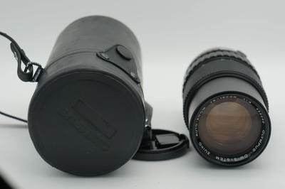 奥林巴斯OM 75-150 F4 镜头 好成色