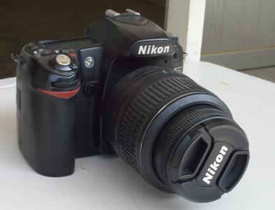尼康 D80