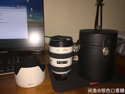 尼康白色限量版 28-70mm f/2.8 ED-IF AF-S Zoom-Nikkor