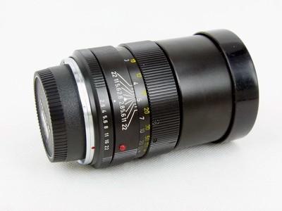 华瑞摄影器材-徕卡Leica Elmarit-R 135/2.8已改尼康口