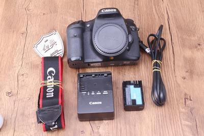 93新二手 Canon佳能 7D 单机 中端单反相机 404455