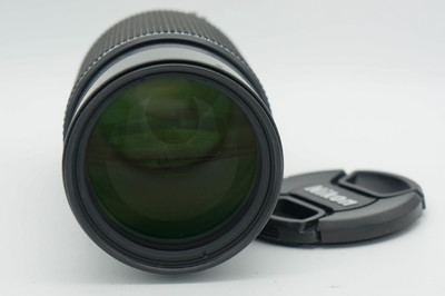 尼康AIS 80-200 F4 恒定光圈镜头 收藏好成色
