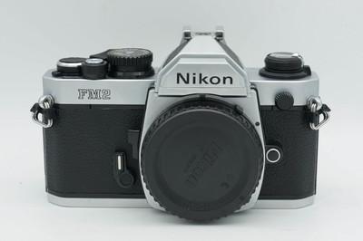 Nikon FM2 好成色