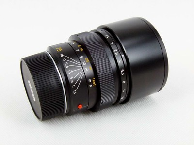 华瑞摄影器材-徕卡Leica Summilux-M 75/1.4 后期德产