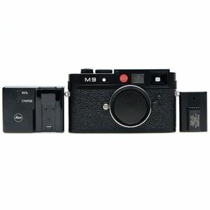 徕卡 Leica M9 钢灰/黑色 共四台 快门150-400次之前