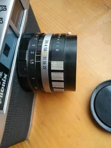 凤凰牌胶卷相机