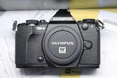 奥林巴斯 OMD M5II E-M5MarkII微单数码相机带闪光灯 换购回收