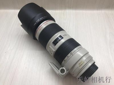 《天津天好》相机行 97新 佳能70-200/2.8L II USM 镜头