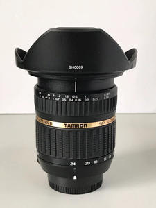 腾龙 AF10-24mm f/3.5-4.5 Di II 尼康卡口 【天津福润相机店】