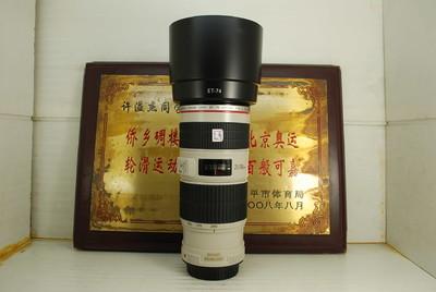 92新 佳能 70-200 F4L IS 小小白防抖 单反镜头 防抖恒圈户外人像