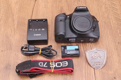 98新二手 Canon佳能 7D 单机 中端单反相机 101920