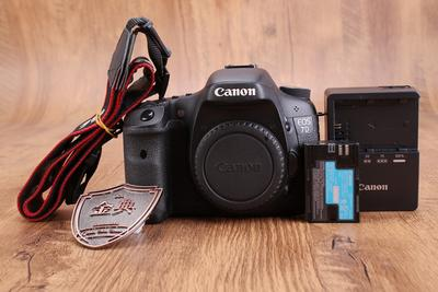 95新二手 Canon佳能 7D 单机 中端单反相机 回收413611